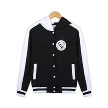 Brdwn Danganronpa 2:Goodbye Despair Unisex Monokuma cosplay Costume School Hoodie Class Clothes Coat Jackets