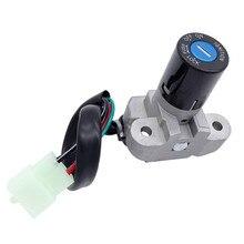цена на 1 Set Motorcycles Switch Keys For Suzuki GSF RF 400 GSX 600 750 900 1100 GSX-R GSXR 750 1100 GS 500 VX800 GSX 600F 750F 1100F