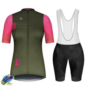 Gobikeful-maillot de Ciclismo profesional para Mujer, ropa de Ciclismo de secado rápido,...