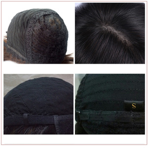Image 5 - MUMUPI Synthetic Black Short men Wig Straight Wigs 100% Natural Real Hair Natural Hair Heat Resistant Wigs