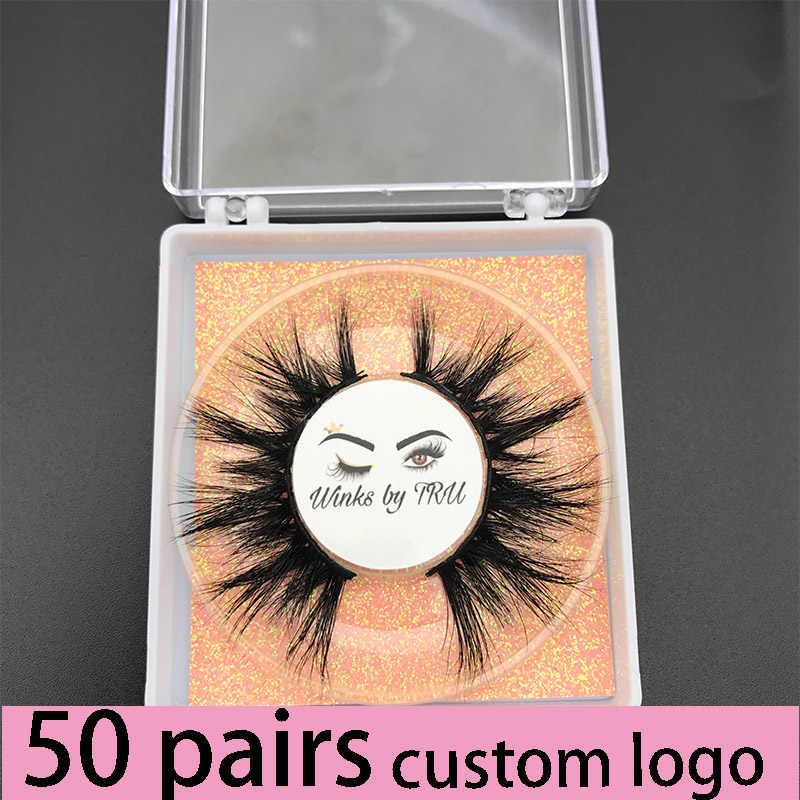 Заказная коробка MIKIWI, 24 стиля, 100% ручная работа, натуральные Толстые Длинные Накладные ресницы 5D, мягкие драматические ресницы для глаз, инструменты для макияжа большого объема