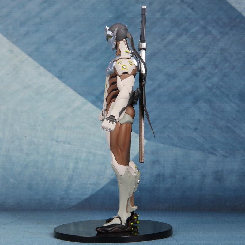 Overwatch Action Figure Shimada Genji Model Toys 1
