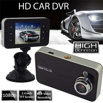 2.4 Inch Camcorder Mini Night Vision Dash Cam 1080P Driving Recorder Camera Car DVR image