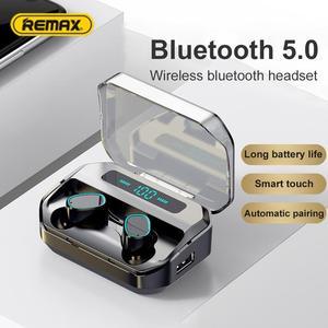M8 Bluetooth Earphones True Wireless 5.0 TWS in-Ear Earbuds Mini Active Noice Cancelling Headset Stereo Sound Sport Earpiece