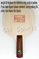 METEOR (Liu Xing) Vintage Classic LT02 / LT06 / LT08 (Remake of 1970's) Table Tennis Blade Racket Gift Collection Ping Pong Bat