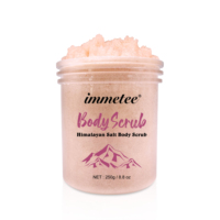 Himalayan Salt Body Scrub Deep Cleansing Ultra-hydrating Skin Care Frosted Cream 250g 4