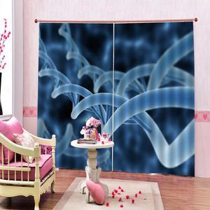 Пользовательские Любой Размер Красная кирпичная стена фон занавес с джазовой надписью для гостиной плотные шторы на окнах спальни Декор на...