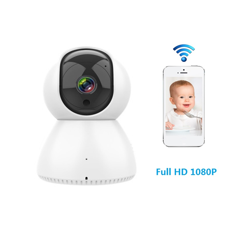 1080p Indoor Home Mini Baby Monitor IP Camera Home Appliances Smart home