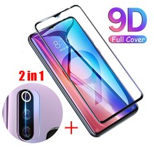 лучшая цена 2 in 1 For Xiaomi Mi 9 SE Tempered Glass Rear Lens Protective Glass Screen Protector For Xiaomi Mi 9 SE 9se Glass Back Lens Film