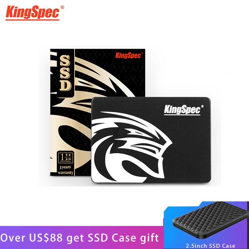 KingSpec SSD hdd 2 5 SATA3 SSD 120gb ssd 240 gb 480gb ssd 1TB 2TB Internal Solid State Hard Drive For laptop hard disk Desktop