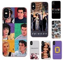 Telefone tpu macio capa para huawei honra 10 10i 20 20i 8s lite y9 prime y7 2019 y5 2018 p40 lite pro amigos temporada tv tpu