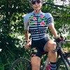 Mulher profissão frenesi triathlon terno roupas ciclismo skinsuit corpo conjunto rosa roupa de ciclismo macacão go pro equipe kits 21