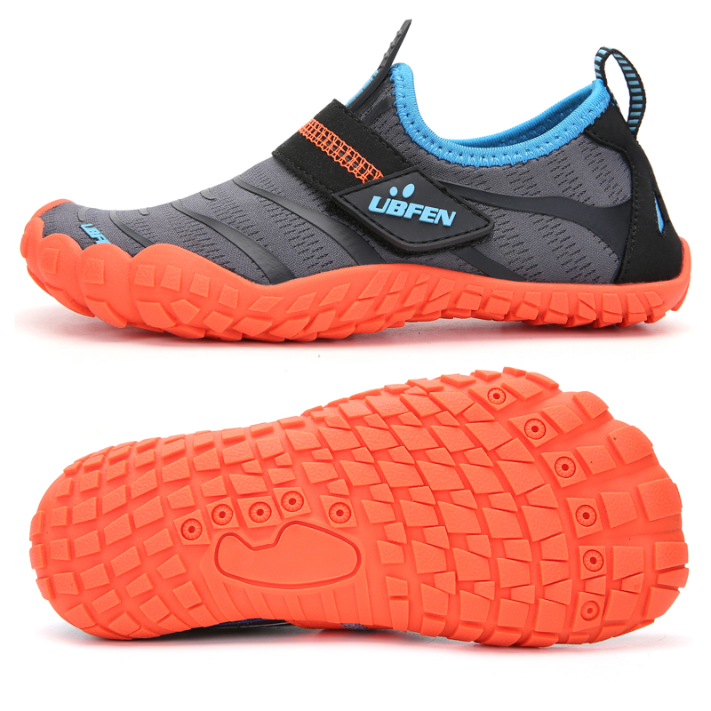 SOLLOMENSI Kids Water Shoes Aqua Socks Barefoot Outdoor Sport Beach  Swimming Surfing Quick Dry Shoes for Baby Boys Girls Sports & Outdoors  Sports & Outdoor Shoes