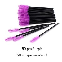 50pcs Purple 1