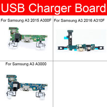 Charging USB Jack Port Board Flex Cable For Samsung Galaxy A
