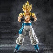 Tronzo Demoníaco Fit Dragon Ball DBZ Gogeta Super Gogeta Headsculpt SHF Personalizado Definido para SHF SSJ Gogeta Figura de Ação DO PVC brinquedos