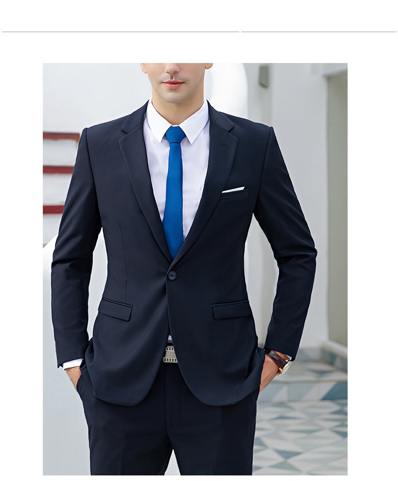 Image 3 - Free shipping 2019 Fashion men women blazer suit office uniforms 