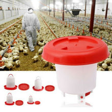 1 Pcs Chicken Drinking Cup Automatic Drinker Chicken Feeder Plastic Poultry Water Drinking Cups Easy Chicken Drinker
