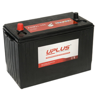 High Capacity 12V 100Ah Auto Car Battery High CCA Automotive Battery TTP Technology 100% Maintenance Free Battery
