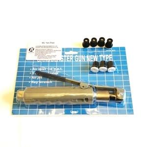 Image 4 - Luft Sandstrahlen Pistole für 5 20Gallon Mobile Sandblaser Tank Mit 7 Stück Düse Und 1 Kupfer Fitting