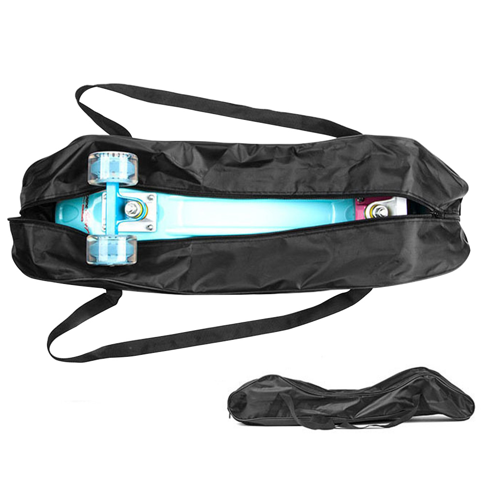 Equipment Fish Skateboard Bag Outdoor Sports Storage Backpack Hanging Carrying Pouch Portable Foldable Protective Cover Travel