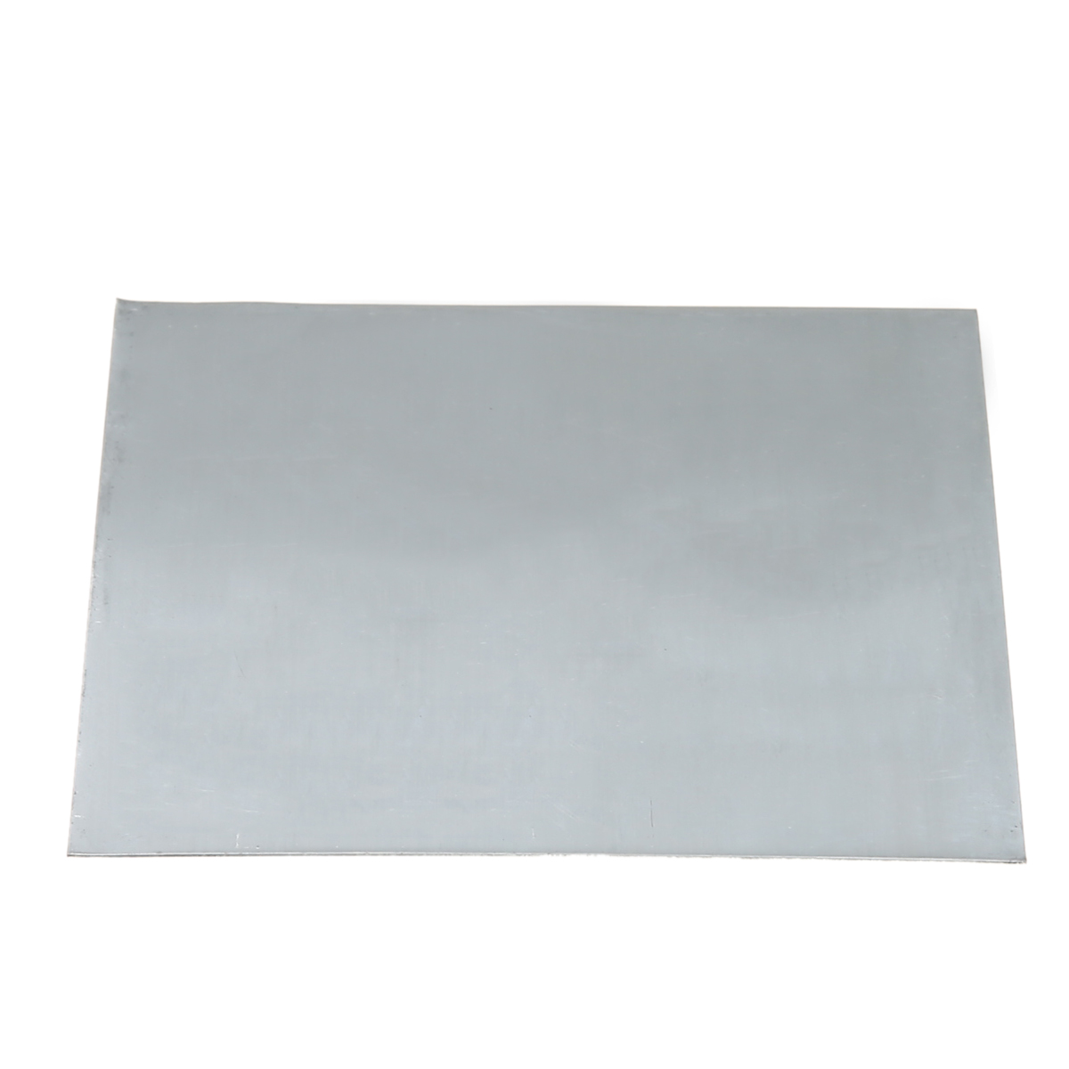 1pc 100mm*100mm*0.2mm High Purity 99.9% Pure Zinc Zn Sheet Bluish-white Metal Zinc Plate Durable For Science Lab