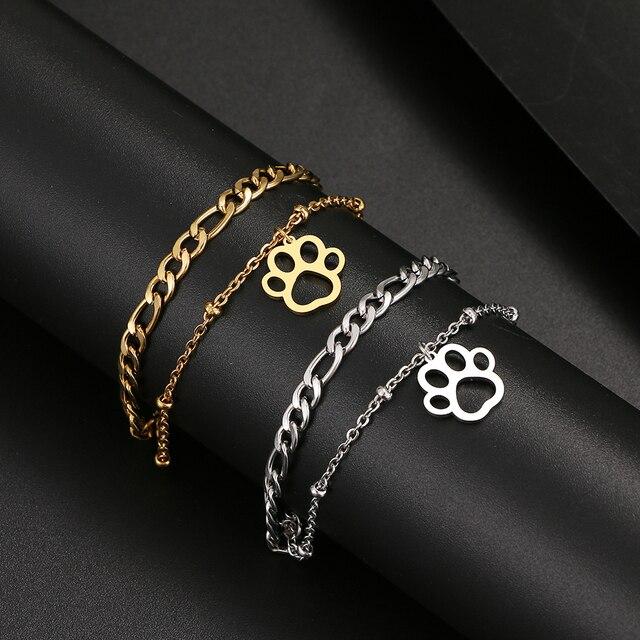 Dog Paw Classic Bracelet 4