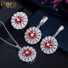 Pera Ретро стиль высокое качество круглый полый кулон кольцо