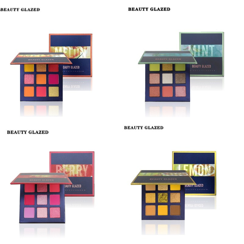 Beauty Glazed Palettes witch one do you need?