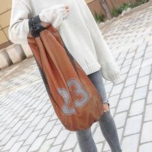 Drawstring Drawstring Backpack Outdoor Foldable Backpack Men Women Sports Fitness Basketball Bag Bucket Bag
