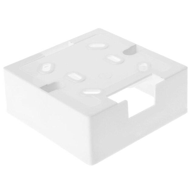 Купить настенная распределительная коробка для термостата белого цвета картинки цена