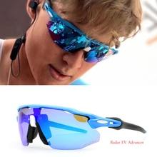 Hot Sports Polarized Cycling Sunglasses Cycling Goggles Bike