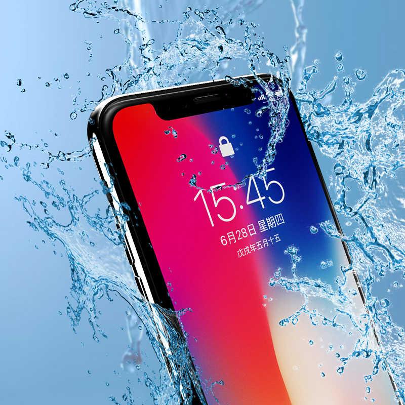 Kowkaka 5D szkło hartowane dla iPhone 11 11 pro Max X XS Max XR 6 6S 7 8 plus szkło ochronne dla iPhone 8 szkło