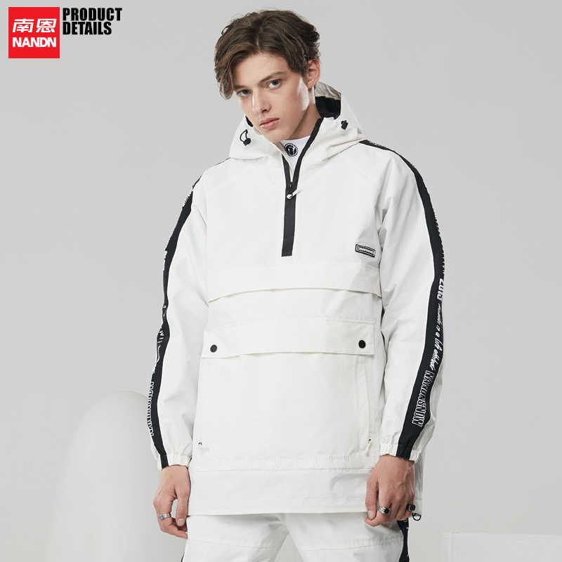 Ski anzug jacke Wasserdicht und warm halten Baumwolle kleidung