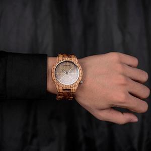 Image 5 - BOBOBIRD Orologio In Legno con Timone della Soggezione Aegishjalmr o Vegvisir e Runic bussola Orologio Personalizzato часы мужские