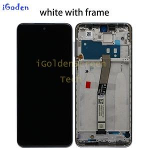 "Image 3 - מקורי 6.67 ""LCD עבור Xiaomi Redmi הערה 9 Pro LCD תצוגת מגע Digitizer מסך עבור Xiaomi Redmi הערה 9S LCD החלפת מסך"