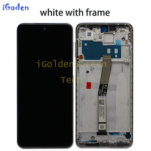 """Image 3 - Original 6.67""""LCD For Xiaomi Redmi Note 9 Pro LCD Display Touch Digitizer Screen For Xiaomi Redmi Note 9S LCD Screen Replacement"""