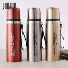 JOUDOO 800ML/1000ML Large Capacity Stainless Steel Thermo Tumbler Vacuum Flask Insulated Thermos Thermal Bottle For Water 35