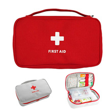 Camping Emergency Medical Bag first aid kit Outdoor Survival  Kits Travel Set Portable Small Organizer With Handl AF014