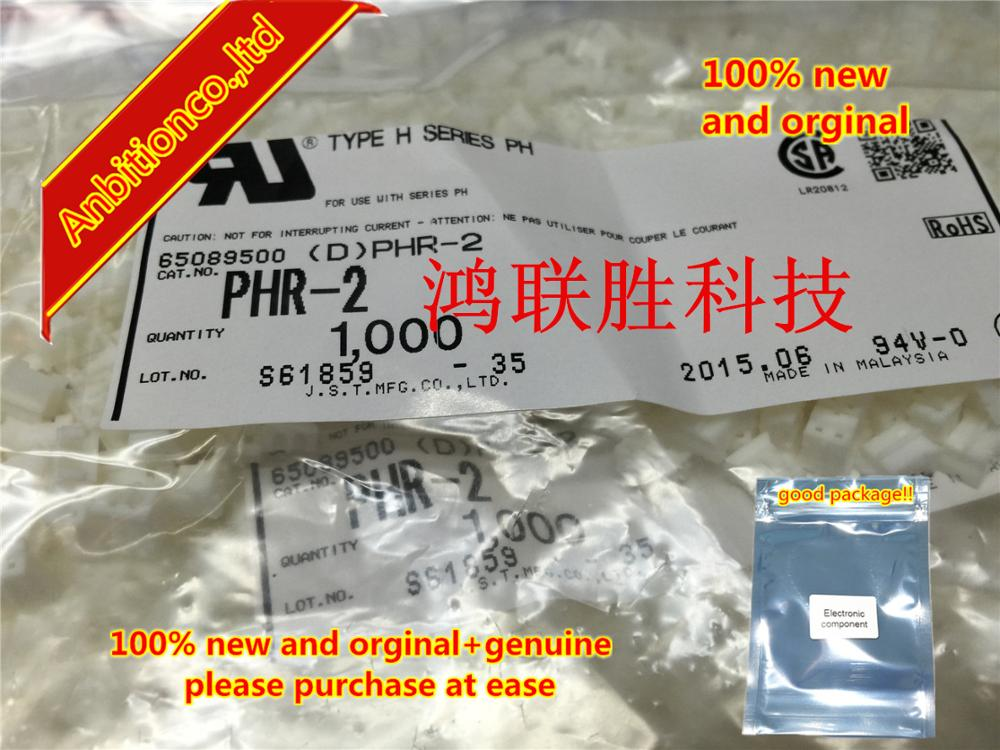 10-100pcs 100% New And Orginal Connector PHR-2 In Stock