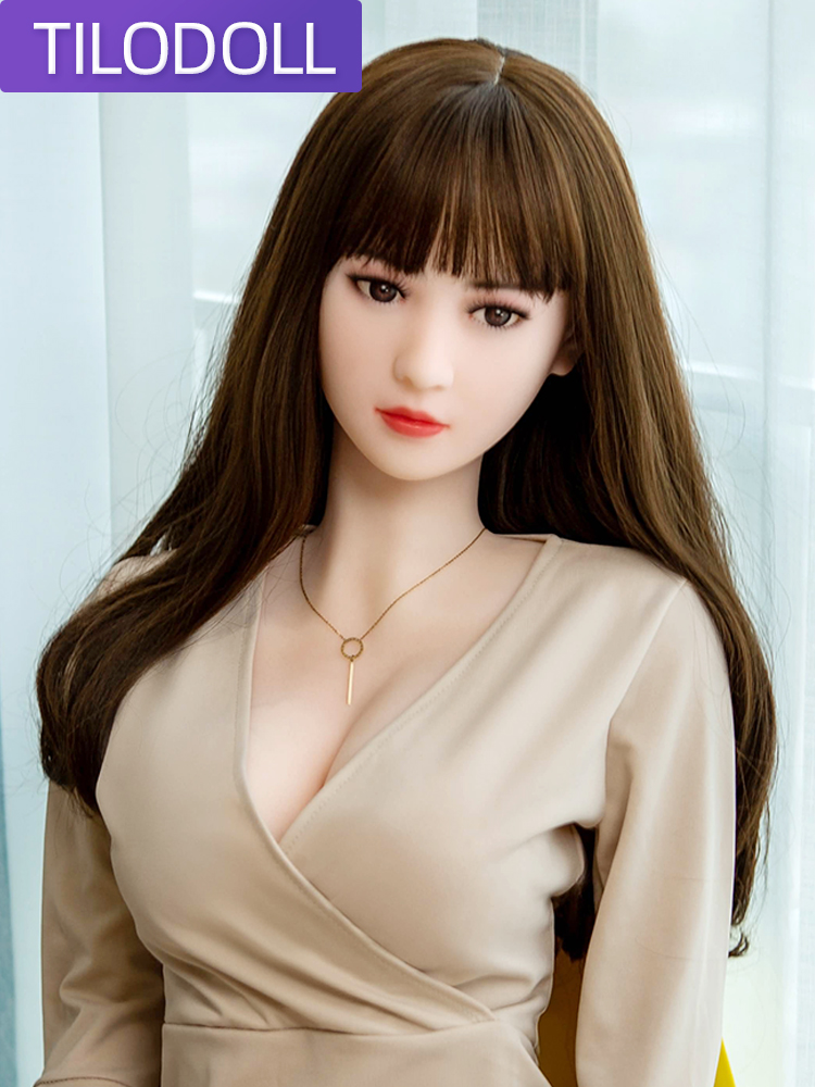 TILODOLL Real <font><b>Sex</b></font> <font><b>dolls</b></font> Silicone Realistic <font><b>158cm</b></font> TPE <font><b>Sex</b></font> <font><b>doll</b></font> sexy <font><b>doll</b></font> for men <font><b>head</b></font> love Big breast <font><b>sex</b></font> toys image