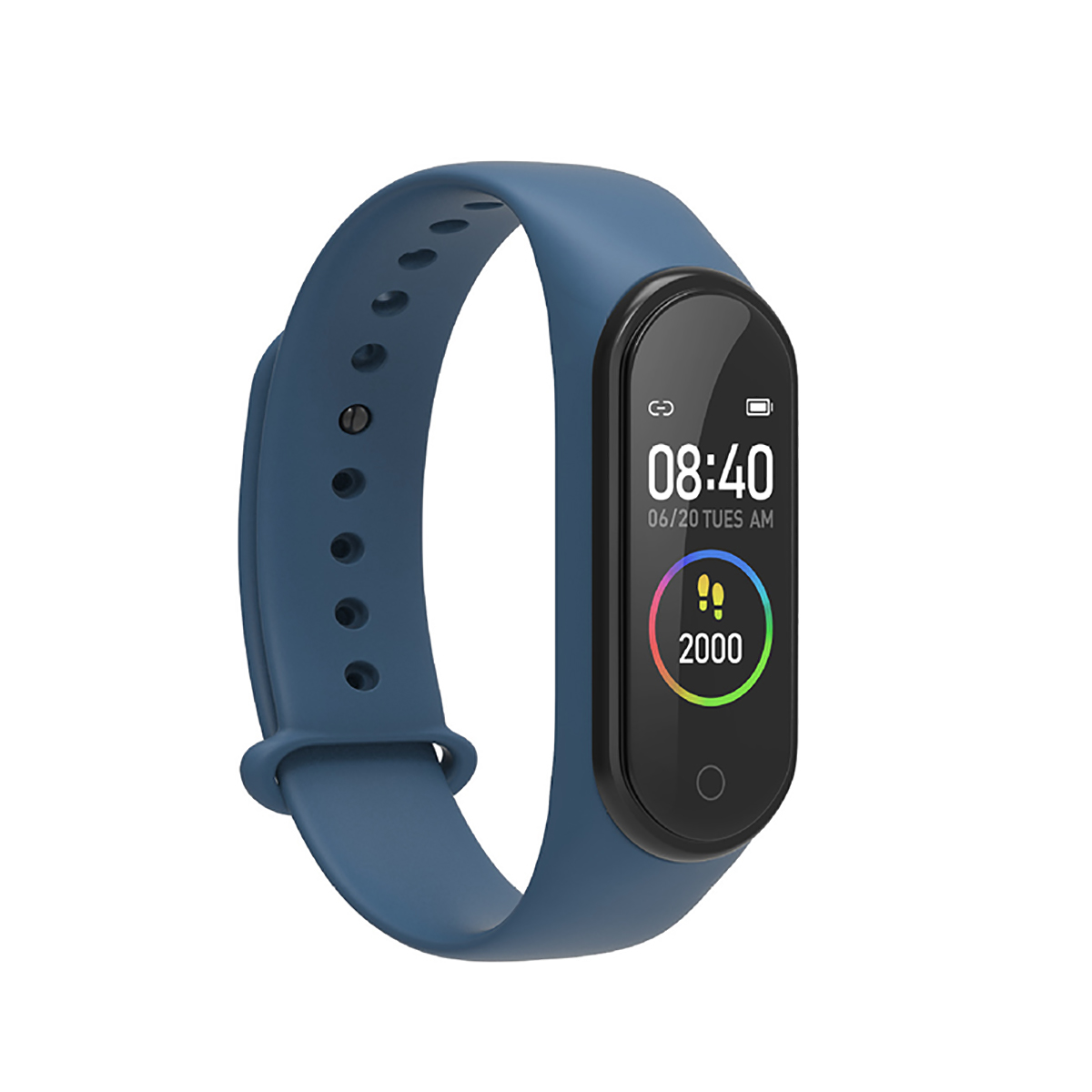 H4c0fc4ede5644977be2c05c8f417203fk New M4 Smart Band Fitness Tracker Smart Watch Sport Smart Bracelet Heart Rate Blood Pressure Smartband Monitor Health Wristband