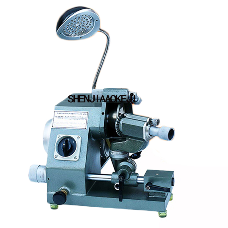 1PC Universal Grinder Knives Machine 0.37KW Desktop Household Sharpening Grinding Machine Hardware Tools 220/380V
