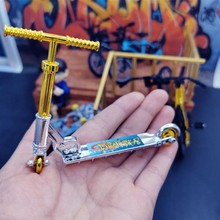 Finger-Scooter Skateboard Mini Bike Educational-Toys Children's