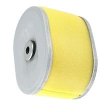 HONDA için Gx140 Gx160 Gx200 motor hava filtresi 17210 ZE1 517 17210 ZE1 821 Model temiz, temizleyici supplyies