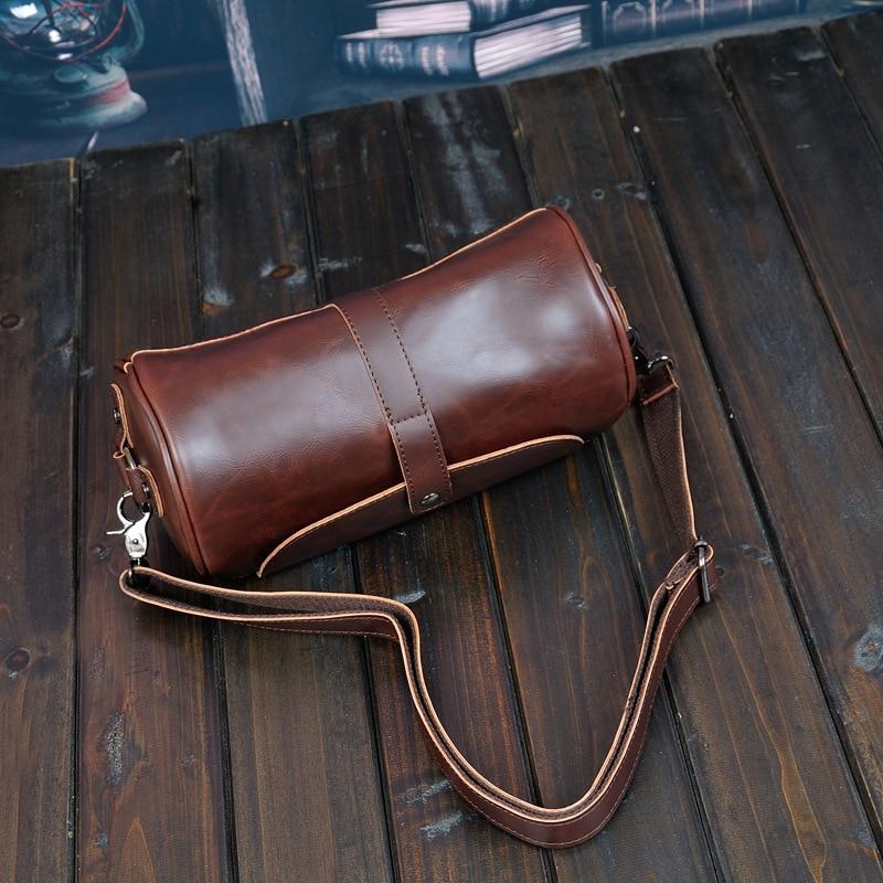 H4c1042e6cde24da7af9cbc61935526f5O Fashion retro personality design cylinder bag
