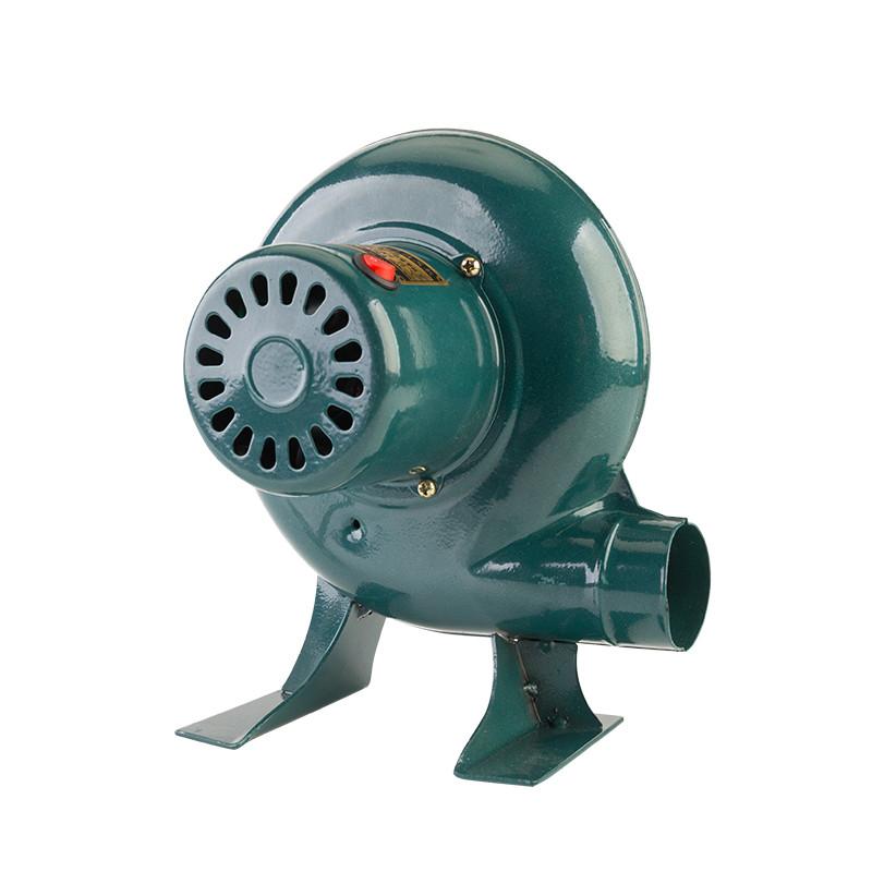 100W Household Blower Iron Barbecue Blower Mini Industrial Centrifugal Blower Stove Fireplace Boiler Fan 220V