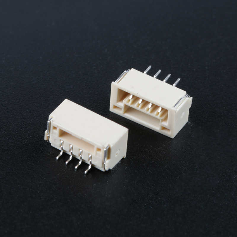 JST 1.25mm with Lock GH Connector 2P//3P//4P//5P//6P SMT Horizontal Vertical