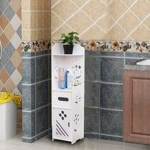 Prysznic toaletowy Organizer stojak do przechowywania w łazience półka toaletowa półka po prysznic szampon ręczniki uchwyt do przechowywania szafka narożna