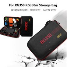 Box Storage Game-Console Carrying-Case Rg350m/rg350p-Game Handbag Protection-Bag Host-Accessories
